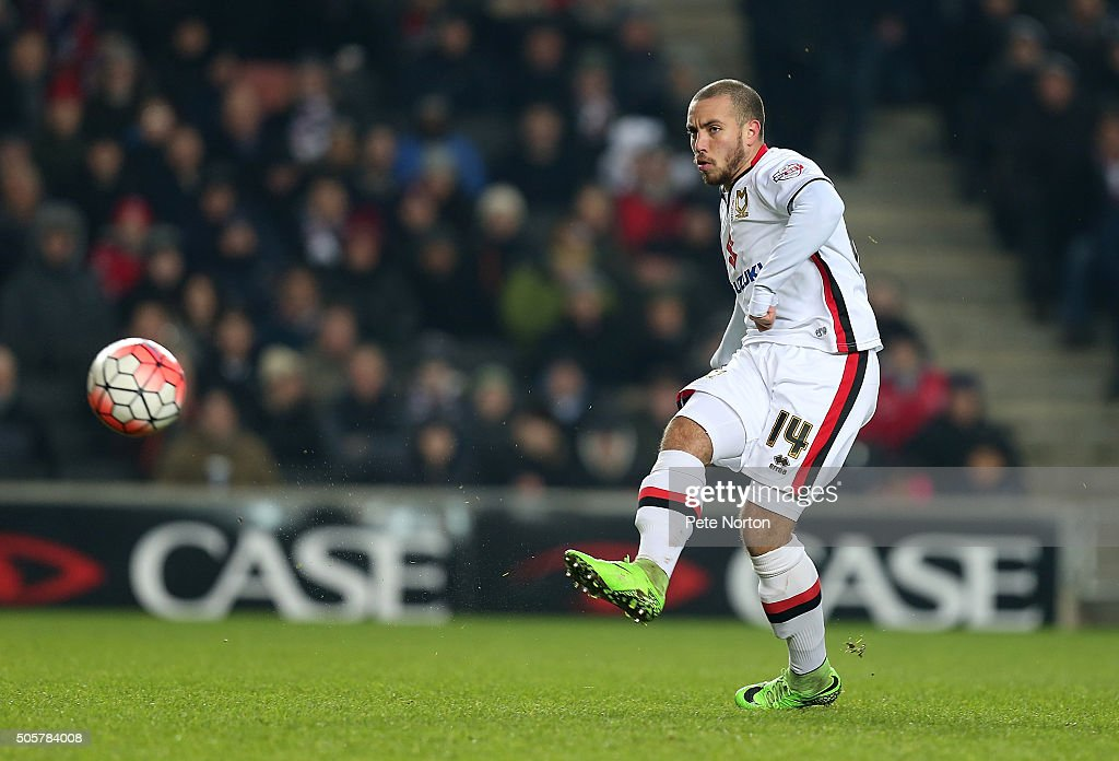 Milton Keynes Dons v Northampton Town - The Emirates FA Cup Third Round Replay
