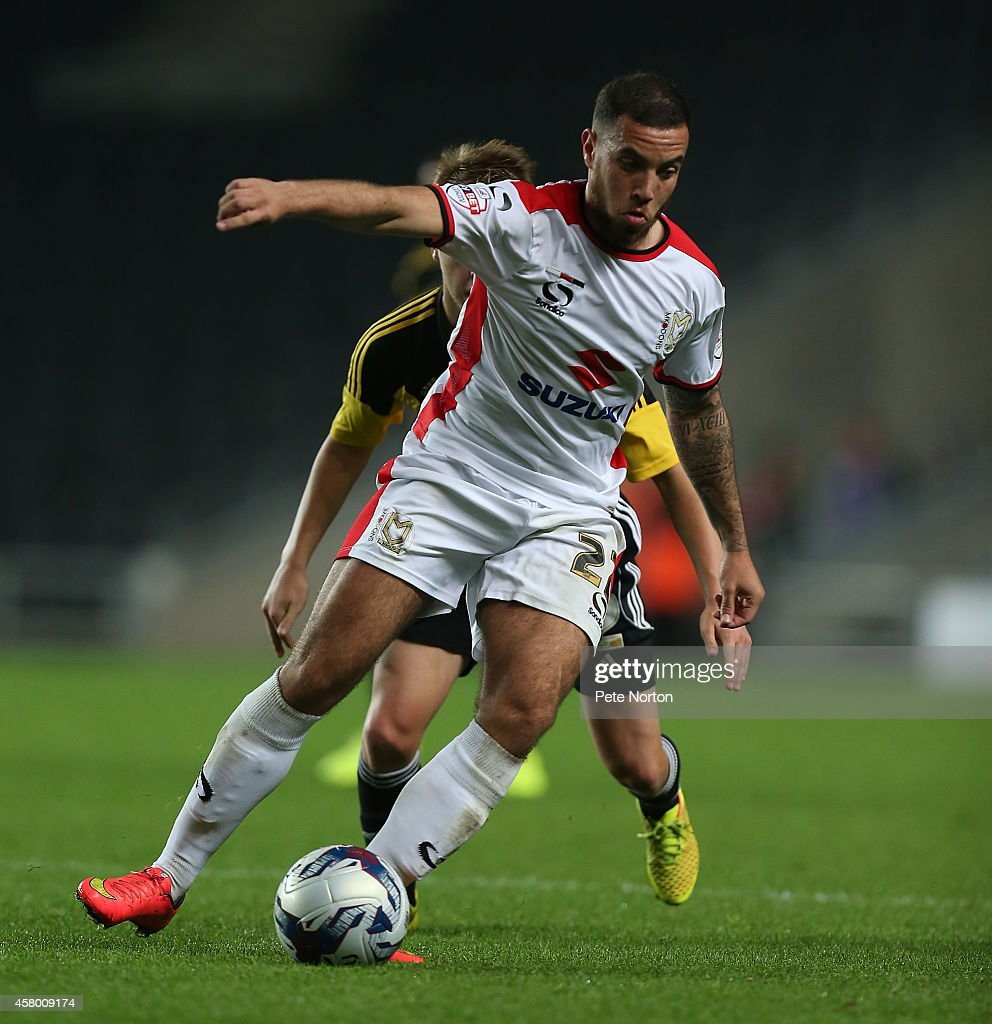 MK Dons v Sheffield United - Capital One Cup Fourth Round