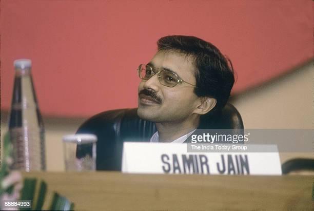 Samir Jain Managing Director of Bennett Coleman and Co Ltd