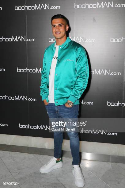 Samir Kamani attends boohooMAN by Dele Alli Launch at Radio Rooftop on May 10 2018 in London England