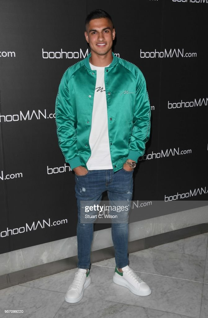 Samir Kamani attends the boohooMAN by Dele Alli VIP launch at ME London on May 10, 2018 in London, England.