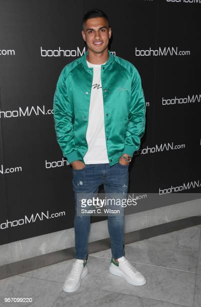 Samir Kamani attends the boohooMAN by Dele Alli VIP launch at ME London on May 10 2018 in London England