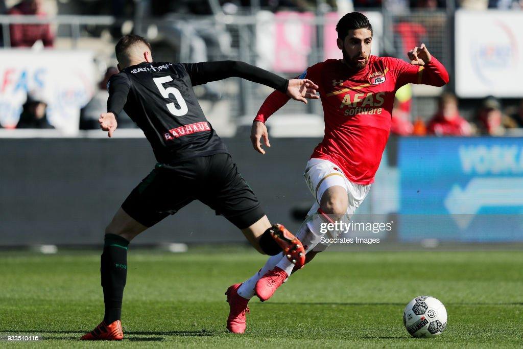 AZ v Groningen - Eredivisie