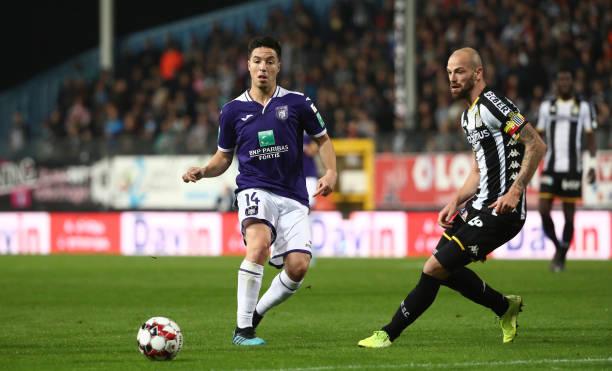 Sporting Charleroi v RSC Anderlecht - Jupiler Pro League