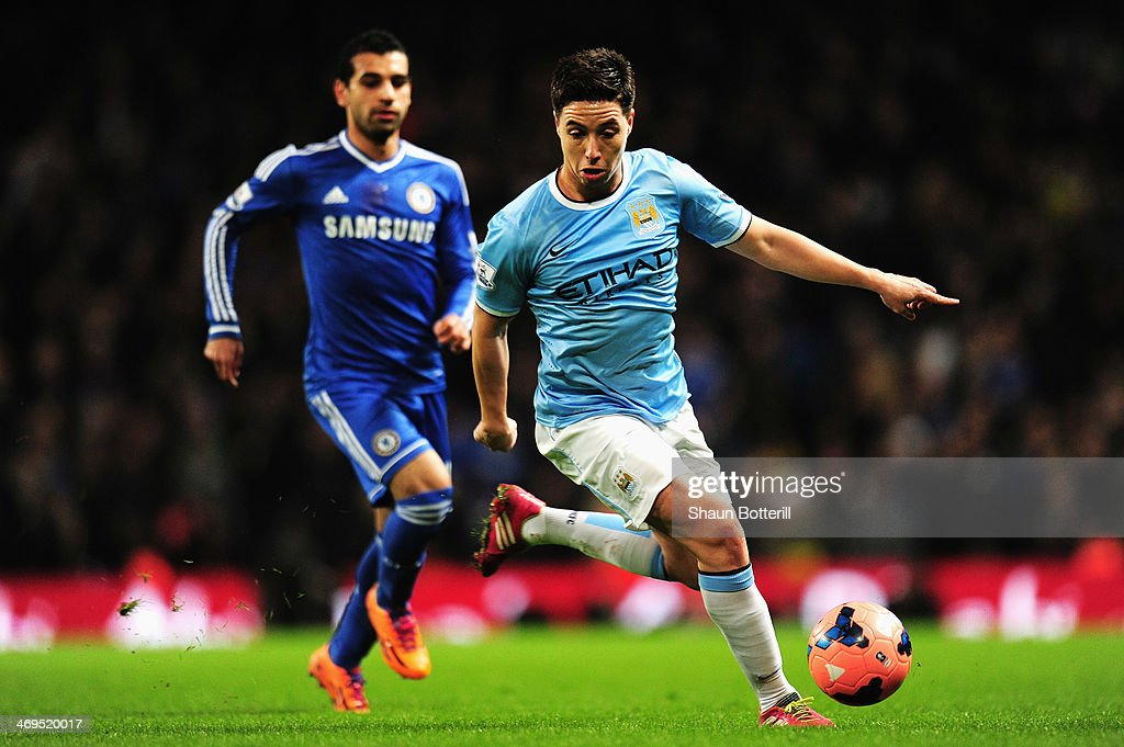 Manchester City v Chelsea - FA Cup Fifth Round : News Photo