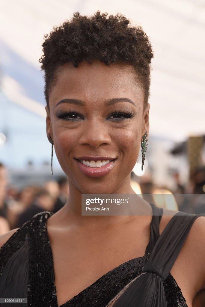 25th Annual Screen ActorsGuild Awards - Red Carpet : News Photo