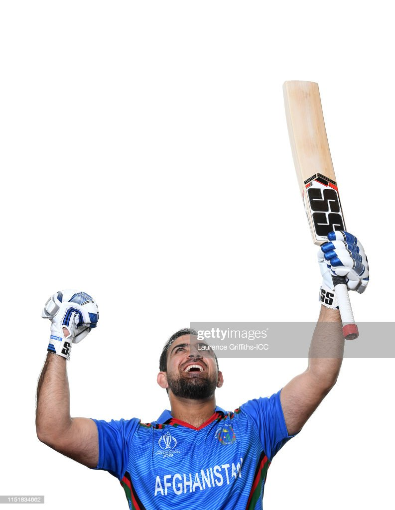 GBR: Afghanistan Portraits – ICC Cricket World Cup 2019