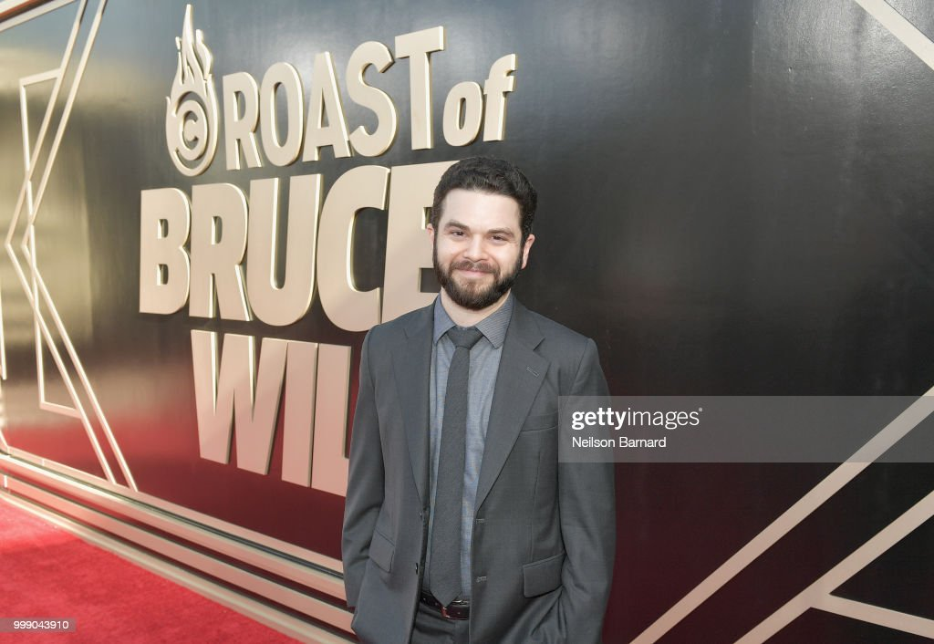 Samm Levine attends the Comedy Central Roast of Bruce Willis at Hollywood Palladium on July 14, 2018 in Los Angeles, California.