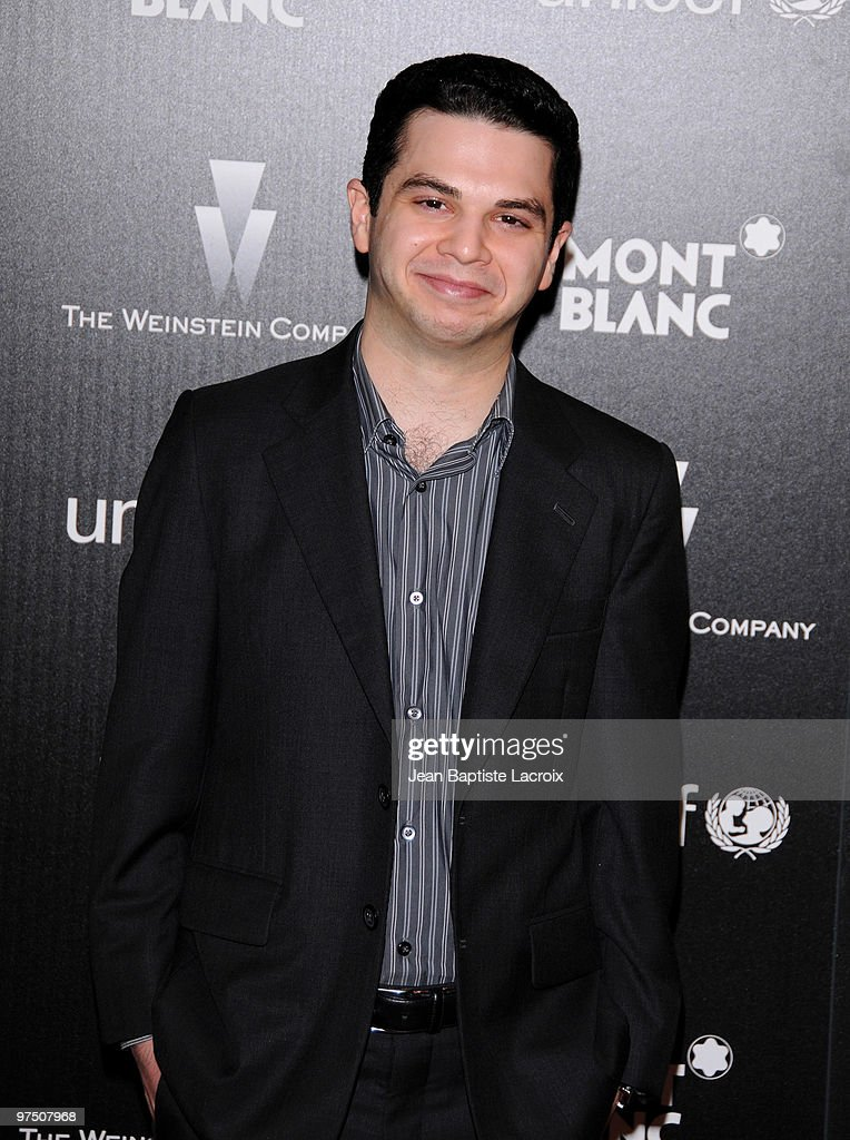The Montblanc Charity Cocktail Party Hosted By Harvey Weinstein For UNICEF