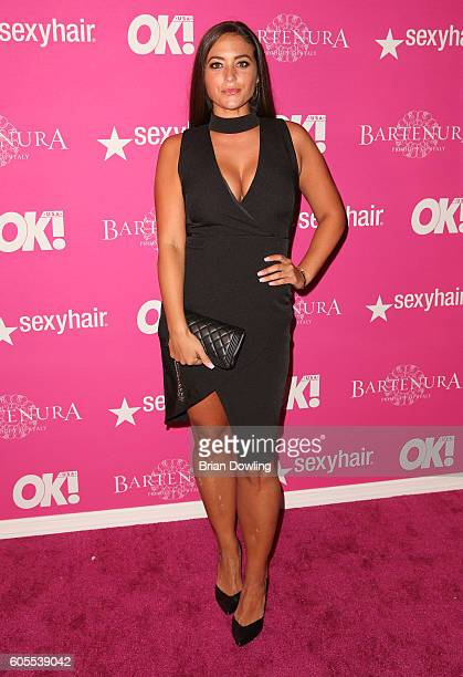 Sammi Giancola attends the OK Magazine Runway Ready Party at Dream Downtown on September 13 2016 in New York City