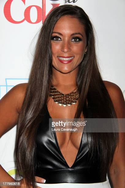 Sammi 'Sweetheart' Giancola attends In Touch Weekly's 2013 Icons Idols event at FINALE Nightclub on August 25 2013 in New York City