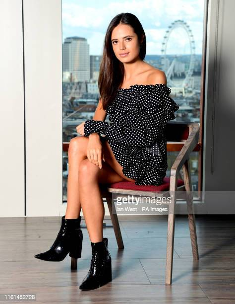 Sammy Allsop is pictured as the Made in Chelsea cast came together today to launch the 18th series of the BAFTA award winning show which is due to...