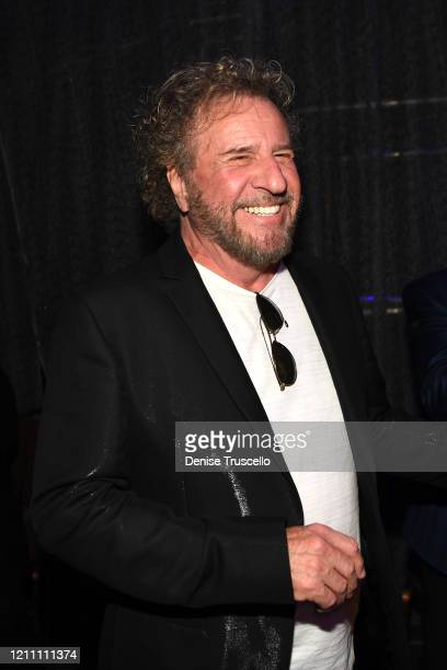 Sammy Hagar attends the 24th annual Keep Memory Alive 'Power of Love Gala' benefit for the Cleveland Clinic Lou Ruvo Center for Brain Health at MGM...