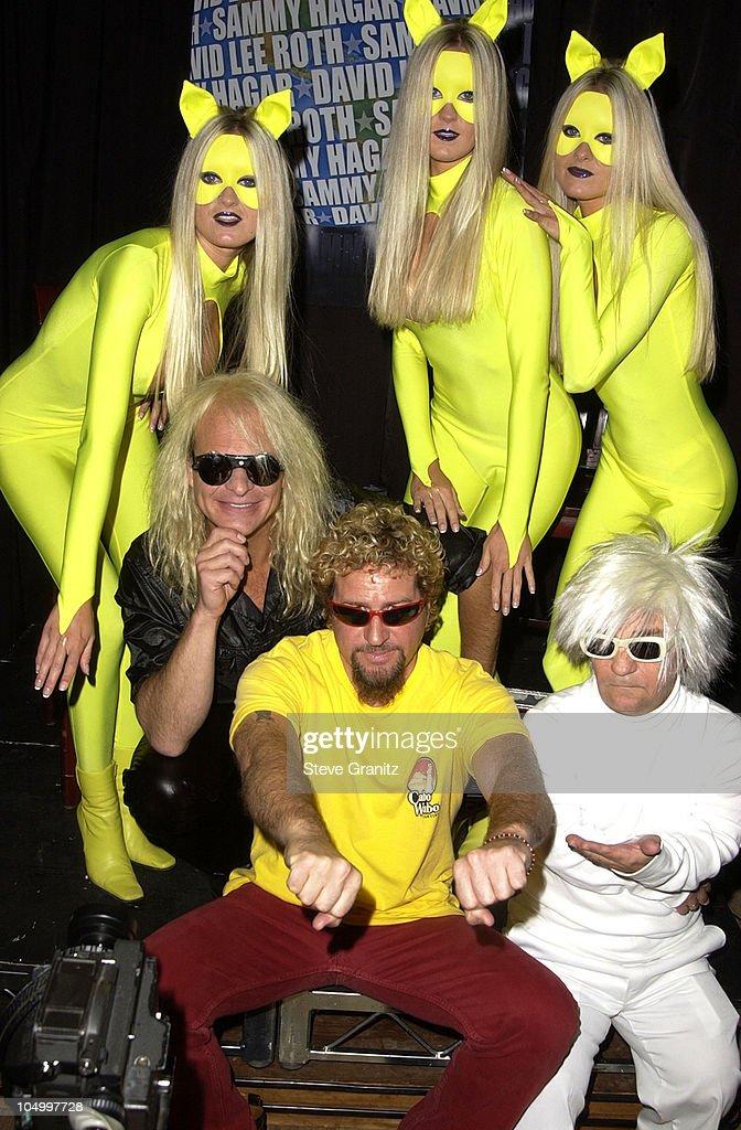 Sammy Hagar u0026 David Lee Roth Tour 2002  sc 1 st  Getty Images & Song.The Imagens e fotografias de stock | Getty Images