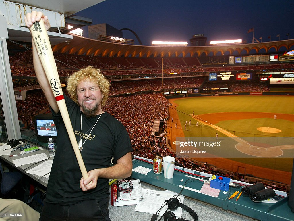 "August 21 Proclaimed ""Sammy Hagar Day"" in St. Louis Missouri"