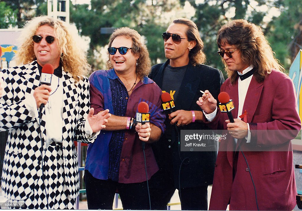 1992 MTV Video Music Awards : News Photo