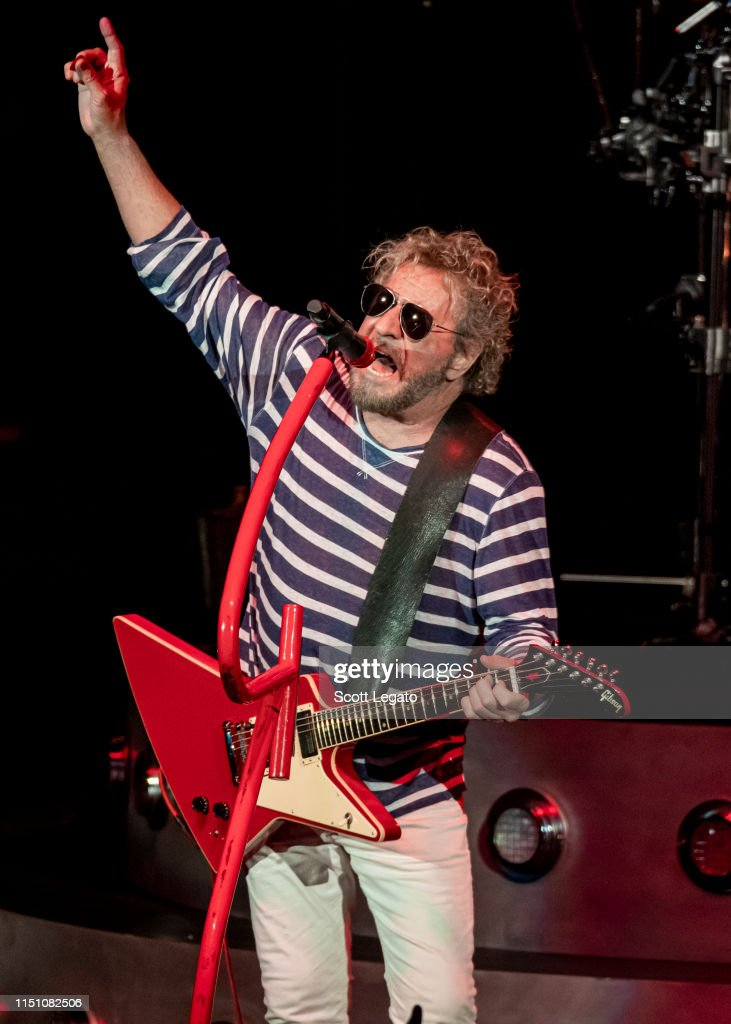 MI: Sammy Hagar And The Circle In Concert - Clarkston, MI