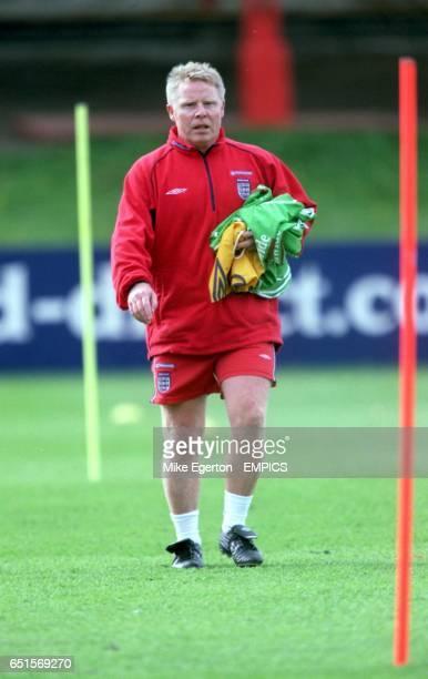 Sammy Lee, England Coach