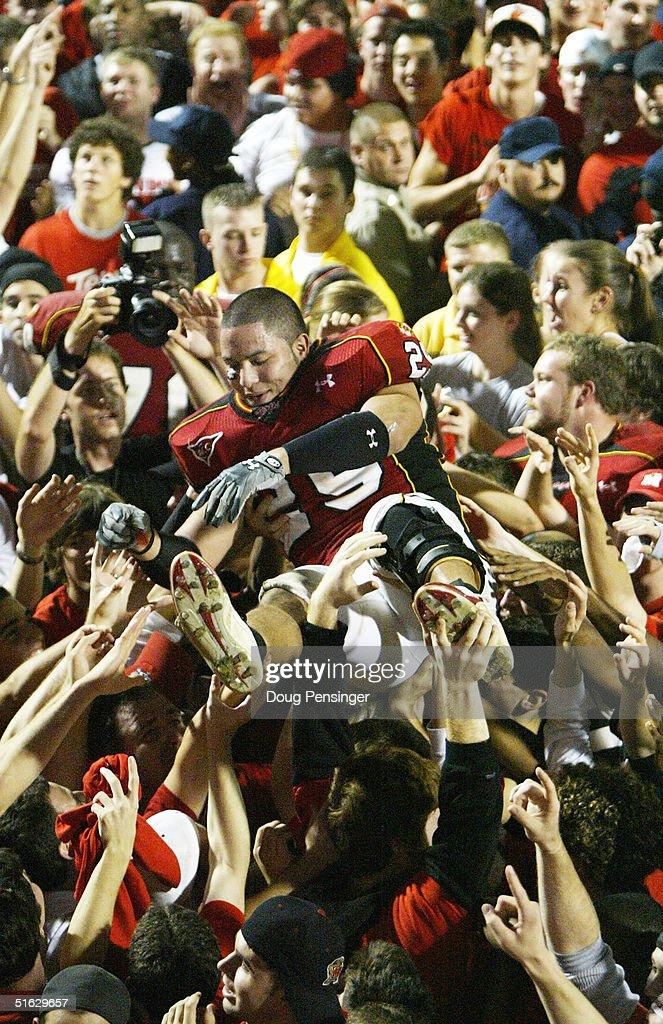 Florida State Seminoles v Maryland Terrapins : News Photo