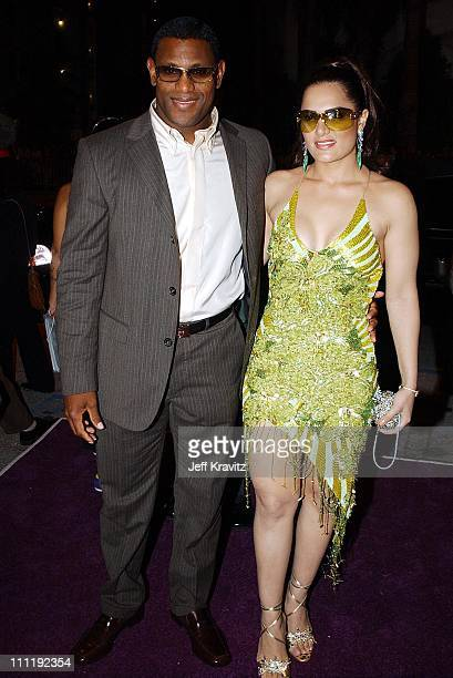 Sammy Sosa during MTV Video Music Awards Latinoamerica 2002 - Arrivals at Jackie Gleason Theater in Miami, FL, United States.