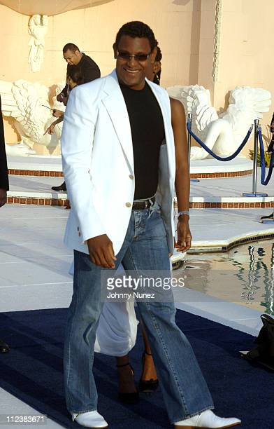 Sammy Sosa during Russell Simmons' 2nd Annual Art for Life Benefit at Mar a Lago - Day 2 at Mar a Lago in Palm Beach, Florida, United States.
