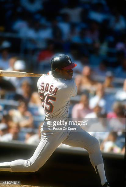 the accomplishments of sammy sosa in the major league Baseball has got a lot of troubled eras: steroids, speed, juiced balls  the 2018  season is the 20th anniversary of the mark mcgwire and sammy  in spite of  their accomplishments on the field, tells you where we are with.