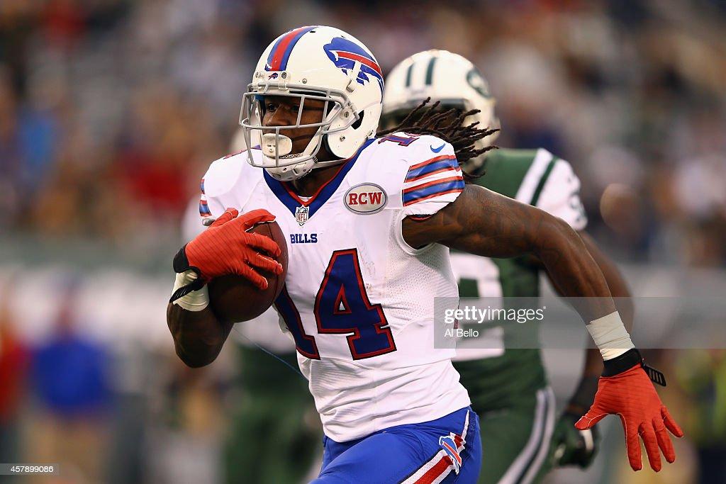 Buffalo Bills v New York Jets : News Photo