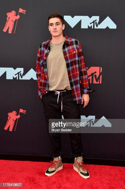 Sammy Wilk attends the 2019 MTV Video Music Awards at Prudential Center on August 26, 2019 in Newark, New Jersey.
