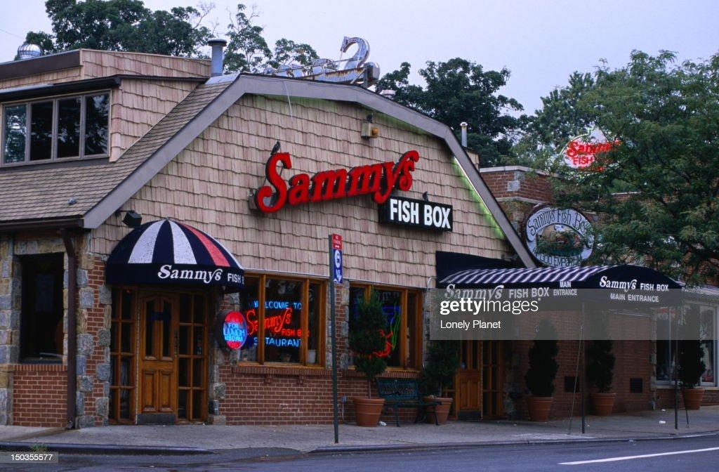 Sammys fish box restaurant just one of the 20 something for Sammy s fish box