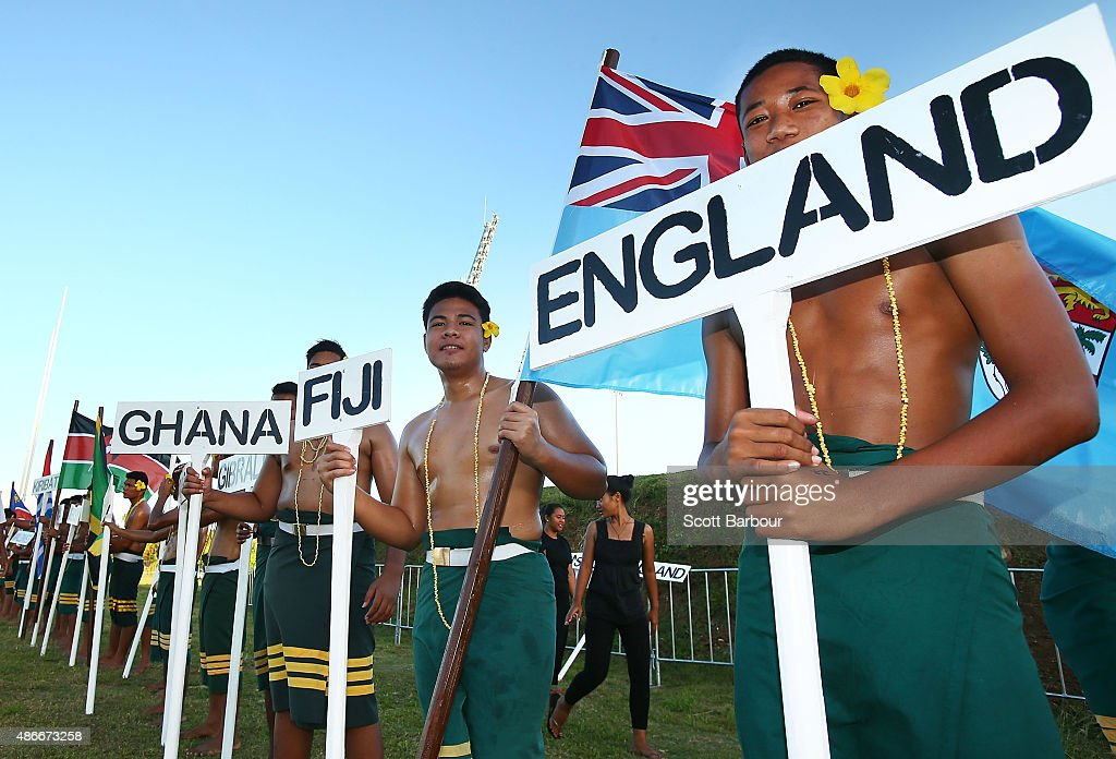 WSM: 2015 Commonwealth Youth Games - Opening Ceremony