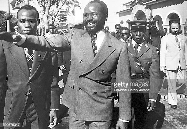 Samora Machel Mozambican military commander revolutionary socialist leader and eventual President of Mozambique Machel led the country from...