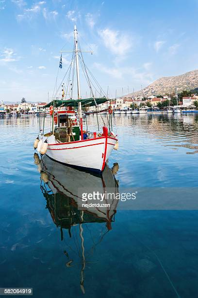 samos island, greece - samos stock photos and pictures