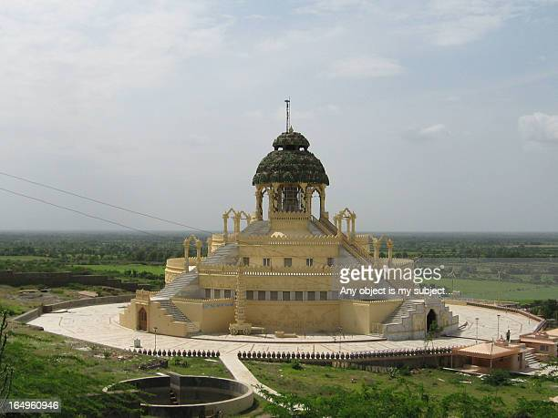 samovasaran temple, palitana - palitana stock photos and pictures