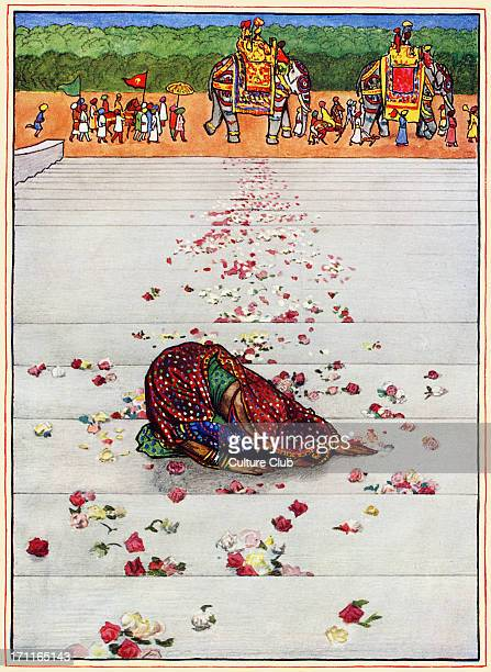 'Sampan Song' poem from The Garden of Kama and other love lyrics from India by Laurence Hope First published 1901 Illustrated by Byam Shaw b November...