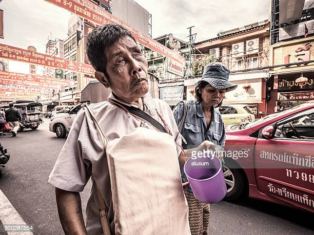 Sampeng Lane market in Chinatown Bangkok