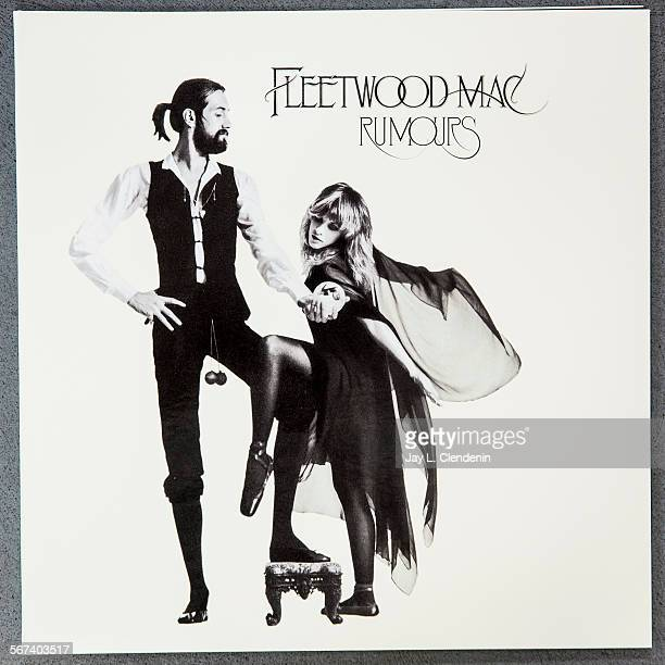 INDUSTRY CA MAY 20 2013A sample of a Stoughton Printing Co vinyl album jacket this is an old style gatefold with an embossed front cover and spot uv...