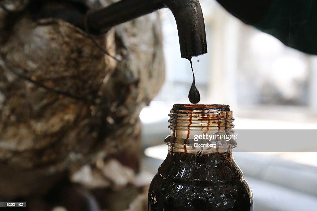 Crude Oil Refining At OAO Tatneft Petrochemical Plant : News Photo