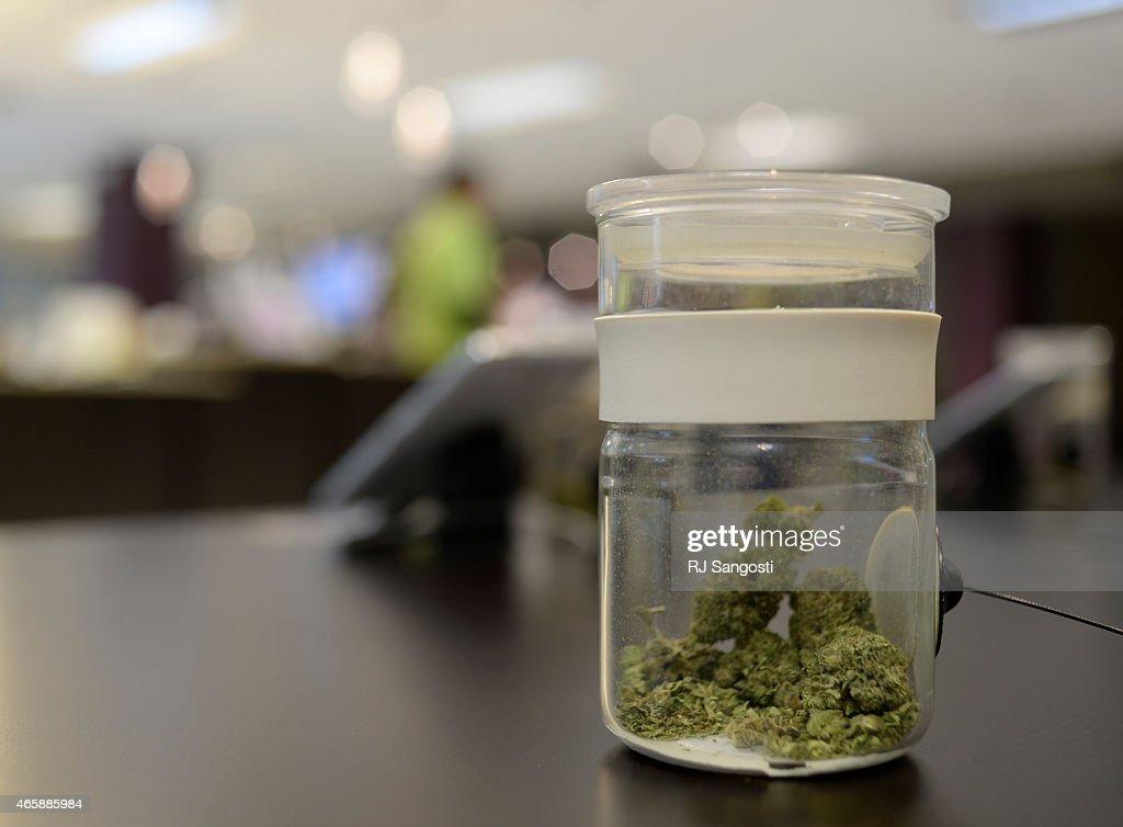 Colorado pot sales soar : News Photo
