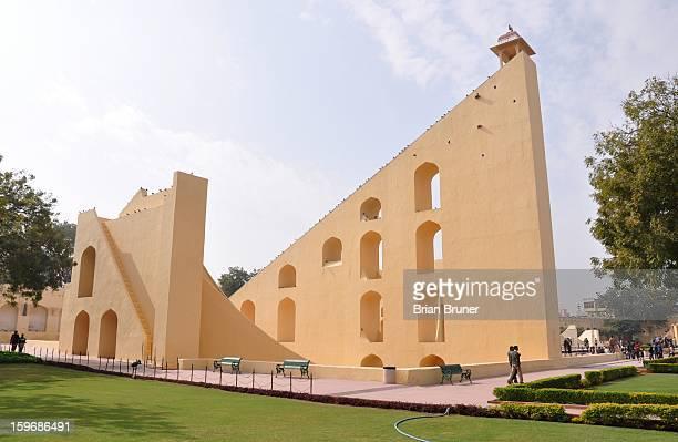 Samrat Yantra 'Giant Sundial' at Jantar Mantar