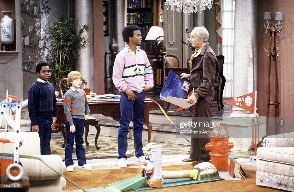 RENT STROKES - 'Sam's Big Brother' - Season Eight - 1/24/86, Tensions erupted when Arnold (Gary Coleman) gets jealous when Sam (Danny Cooksey) spends more time with Willis (Todd Bridges) and he's the odd man out. Conrad Bain (Phillip) also starred.,