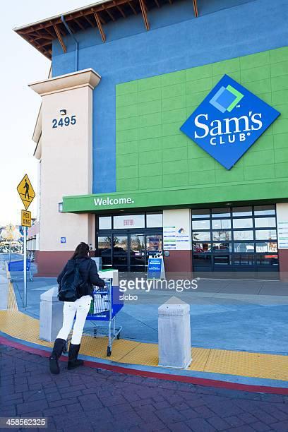 Sam's Club Entrance