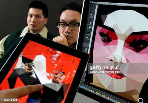 Samson Young assistant professor of School of Creative Media of City University of Hong Kong Henry Chu creative director of Pill and Pillow iPad app...