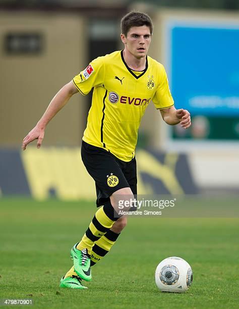 Samstag 1 Fussball Bundesliga Saison 13/14 in La Manga / SpanienBV Borussia Dortmund im Trainingslager La Manga in SpanienFreundschaftsspiel...