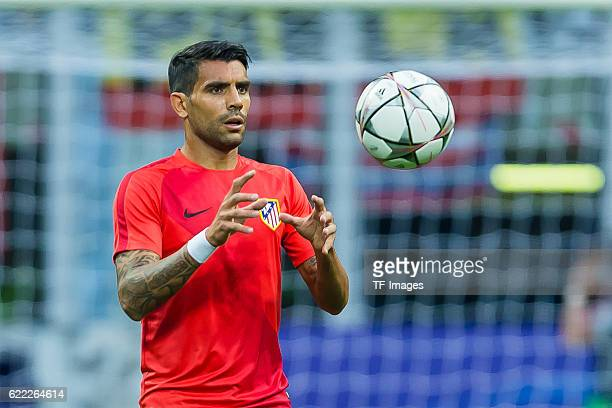 Samstag Champions League Finale in Mailand Saison 2015/2016 Atletico Madrid Real Madrid Augusto Fernandez