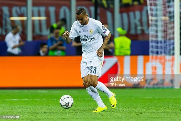 Samstag Champions League Finale in Mailand Saison 2015/2016 Atletico Madrid Real Madrid Danilo