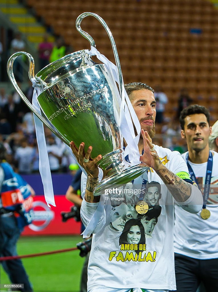 CL Finale: Atletico Madrid - Real Madrid : News Photo