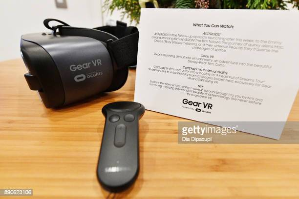 Samsung Celebrates Two Years of Gear VR during Anniversary Panel Celebration on December 11 2017 in New York City