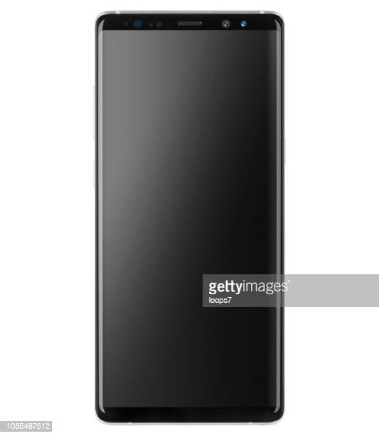 samsung galaxy note 8 - loops7 stock photos and pictures