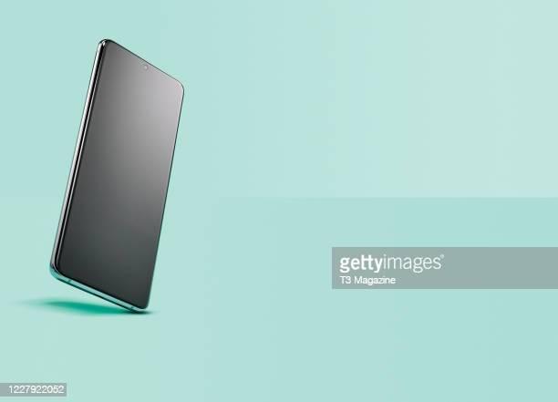 Samsung Galaxy S20 Ultra smartphone, taken on February 7, 2020.