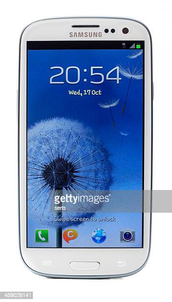 samsung galaxy s3 - samsung galaxy s stock pictures, royalty-free photos & images